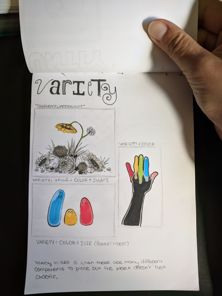 Variety by Yeala Grimes